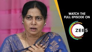 Mullum Malarum - Indian Tamil Story - Episode 120 - Zee Tamil TV Serial - Best Scene