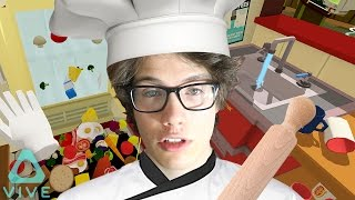 Chef - Job Simulator - Virtual Reality (HTC VIVE)