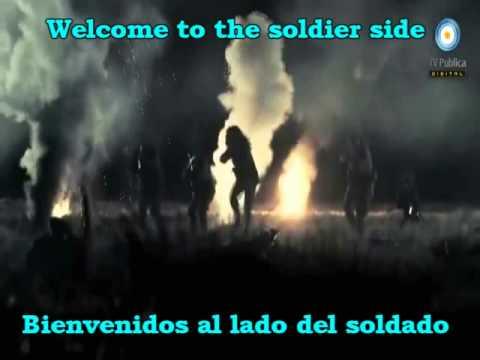 Guerra de Malvinas (Soldier Side subtitulado)