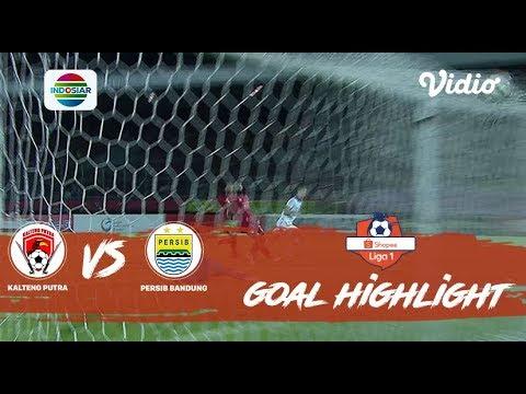 Highlight Kalteng Putra vs Persib Bandung | Maung Bandung Mendapat Hasil Positif Kembali
