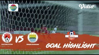 Kalteng Putra (0) vs (2)  Persib Bandung - Goal Highlights | Shopee Liga 1