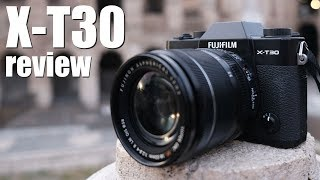 Fujifilm X-T30 review vs Sony A6400 vs X-T3 vs X-T20 thumbnail