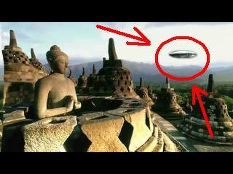 UFO OVER INDONESIA!