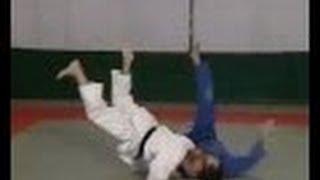 Уроки дзюдо от Вовы Путина