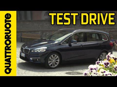 BMW 218d Gran Tourer 2015 Test Drive