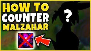 #1 AKALI WORLD SHOWS HOW TO CRUSH MALZAHAR (EVERY SINGLE TIME) - League of Legends