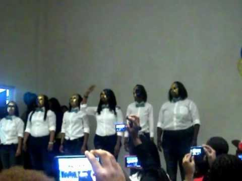 Wiley College Sigma Gamma Rho Probate Spr 2k12 pt1