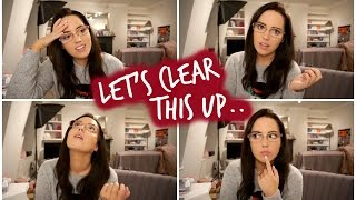 One of Gabriella Lindley's most viewed videos: LET'S CLEAR THIS UP..