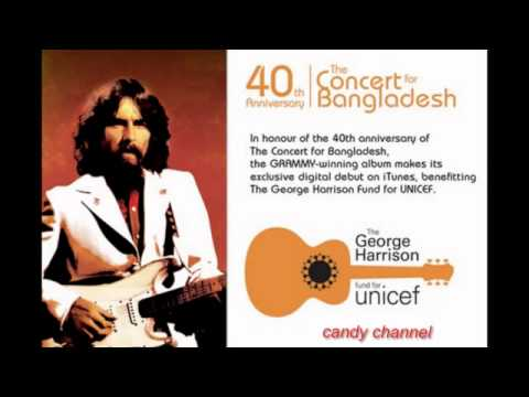 Concert For Bangladesh - George Harrison(Full Album)