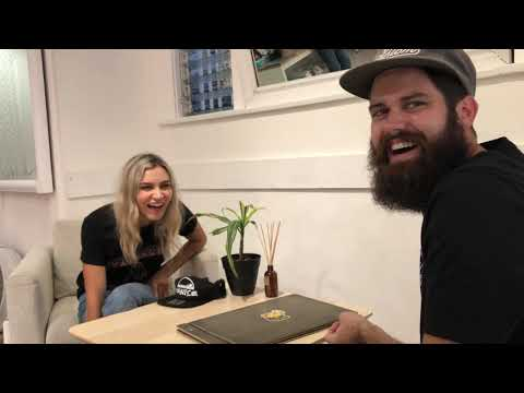 Samaire Armstrong Visits Vardagen Clothing Store