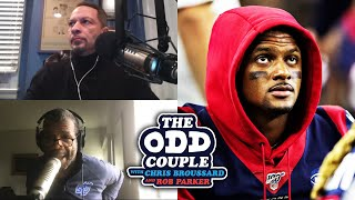 Legal Analyst Amy Dash Walks Us Though the Deshaun Watson Accusations | THE ODD COUPLE