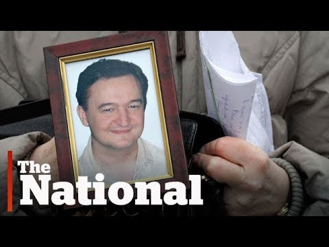 The Magnitsky Act: How Canada set out to punish Russia's hum