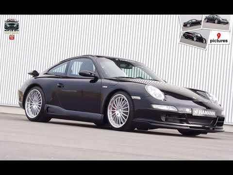 Hamann Porsche 997 2004 Youtube