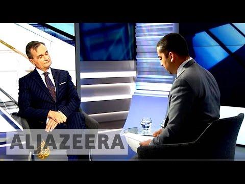 France envoy: 'Minority' of Muslims 'testing us' - UpFront
