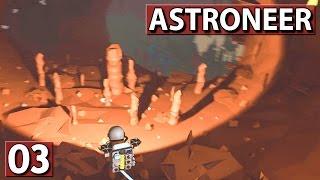 Abwurf von Versorgungsgütern ► Astroneer #3