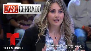 Caso Cerrado | $60K Wasn't Enough To Keep Her Away 💸🙅🏻♀️✂️| Telemundo English