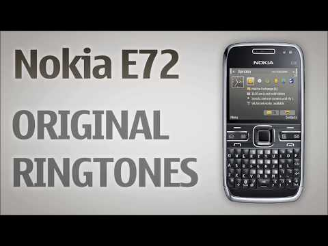 Nokia E72 Ringtones (Original) _ The E-Series Star
