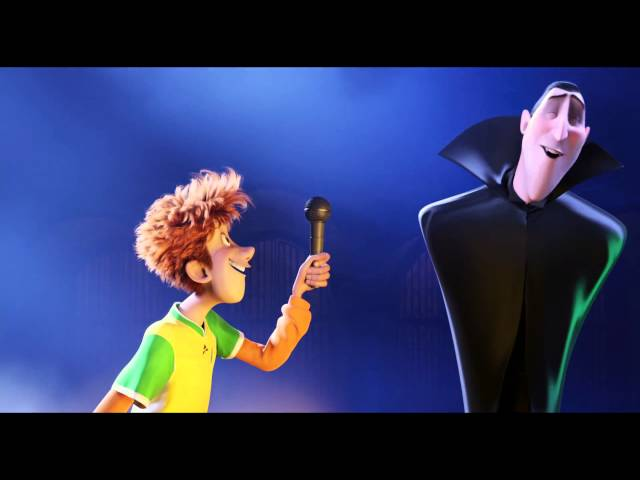 Hotel Transylvania - The Zing Song FullHD & High Quality Audio - English Subtitle