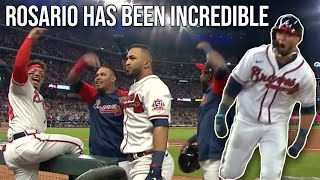 Great at bat sends Braves to the World Series, a breakdown