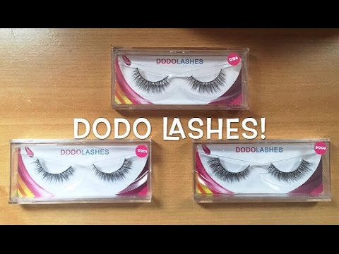 8f132417ad6 How To: Dodo Lashes - YouTube