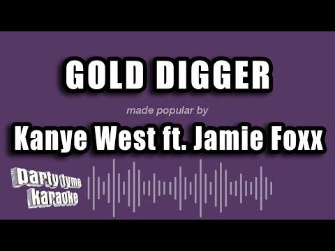 Kanye West Ft. Jamie Foxx - Gold Digger (Karaoke Version)