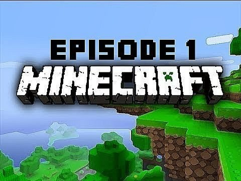 Minecraft Episode 1 A New Beginning Youtube