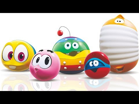 Squishy WonderBalls All Episodes | Ep#1 to Ep#52 | Funny Cartoons For Kids | Cartoon Candy
