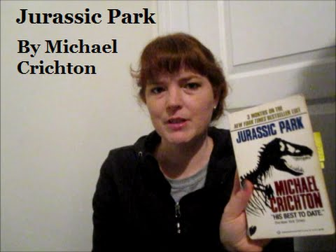 A book report on jurassic park by michael crichton