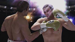 Gennady Golovkin vs Billy Joe Saunders Full Fight - Fight Night Champion Simulation