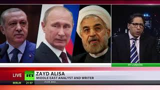 (Ezekiel 38)Russia Turkey  Iran pave way to end dramatic war in Syria