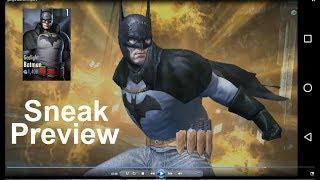 Gaslight Batman, Injustice GAU 2.19 Sneak Preview