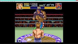 Super Punch Out Parte 2 Casi gano