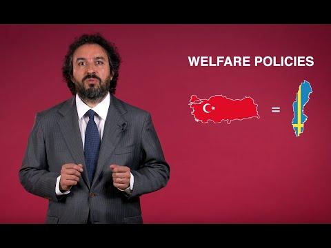 How Turkish Welfare Policies Bring Children
