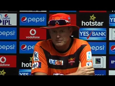 Hyderabad ready for IPL's Most Crucial Match vs RCB: Tom Moody