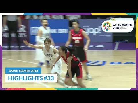 Asian Games 2018 Highlights #33