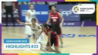Asian Games 2018 Highlights #33