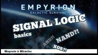 Empyrion Tutorial: SIGNAL LOGIC basics - MaM Gaming