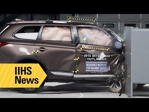 New Passenger-side Ratings For 7 Small SUVs - IIHS News