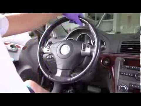 diy steering wheel cover instructions