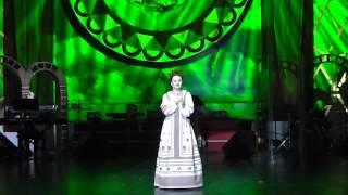 �������� ���� Анастасия Лясканова - Ой не світи, місяченьку - Фолк микс - 2016 ������