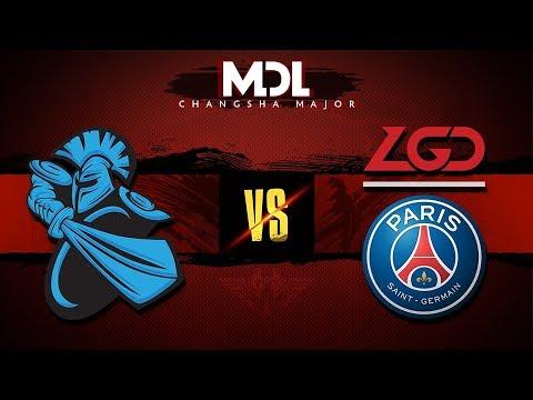Newbee vs PSG.LGD - MDL Changsha Playoffs LBR4 - G1