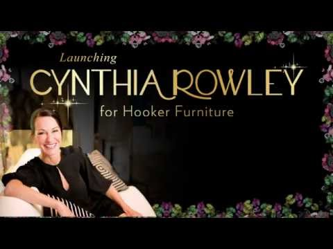 LAUNCHING CYNTHIA ROWLEY for HOOKER FURNITURE @JDC(JakartaDesignCenter) August 11, 2016.