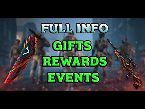 WARFACE - 5TH ANNIVERSARY GIFTS AND REWARDS! thumbnail