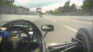 Johnny Dumfries - Lotus 98t Renault onboard lap during the 1986 Australian Grand Prix