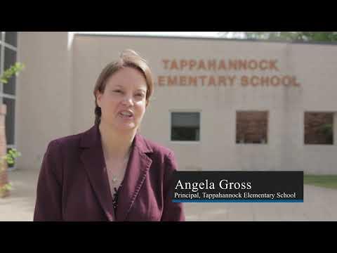 Tappahannock Elementary School Tree Planting   #WeAreREC