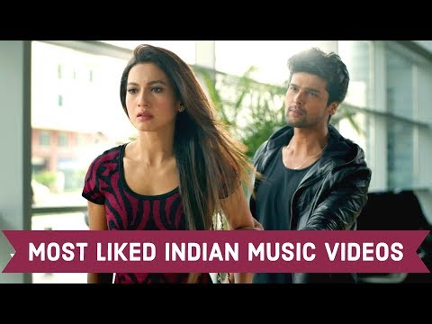 Top 10 Most liked Indian Music Videos on YouTube | Hindi/Punjabi Songs