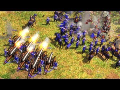 Age of Empire 3 世紀帝國3 - YouTube