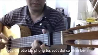 Tinh ngheo co nhau [Guitar solo] [K'K]