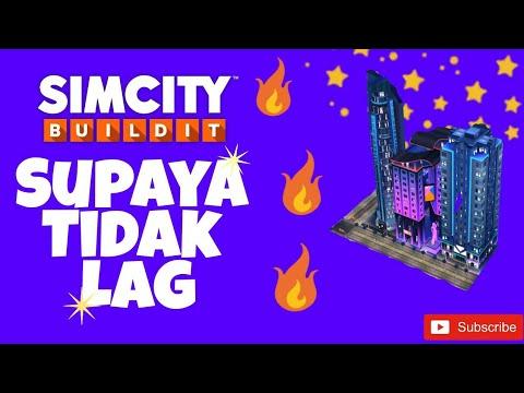 Simcity Buildit Lagging