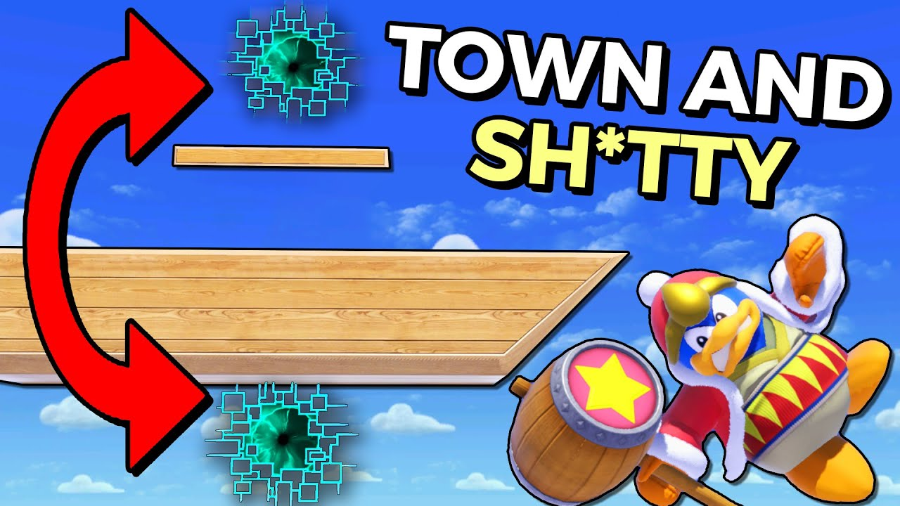I Made More Terrible Smash Bros. Stages...
